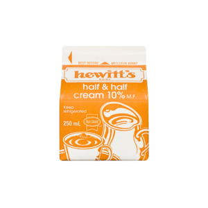 Hewitt's Cream 10%