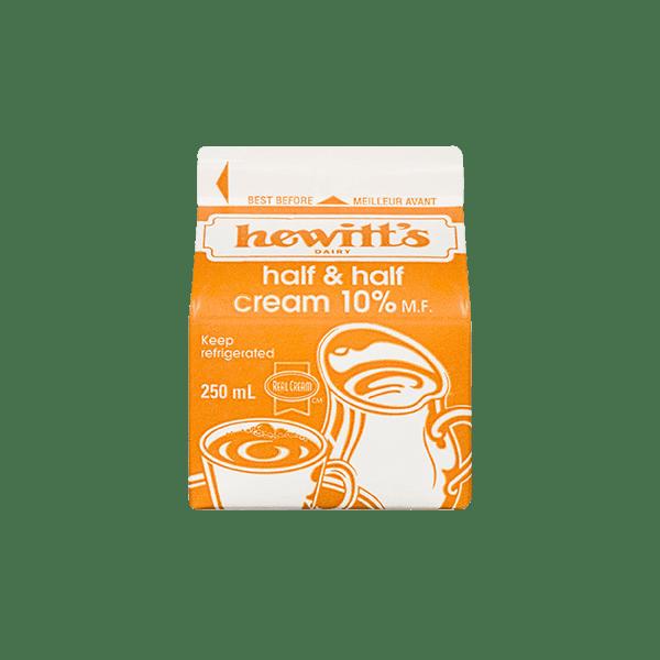 Hewitt's Cream 10% 2