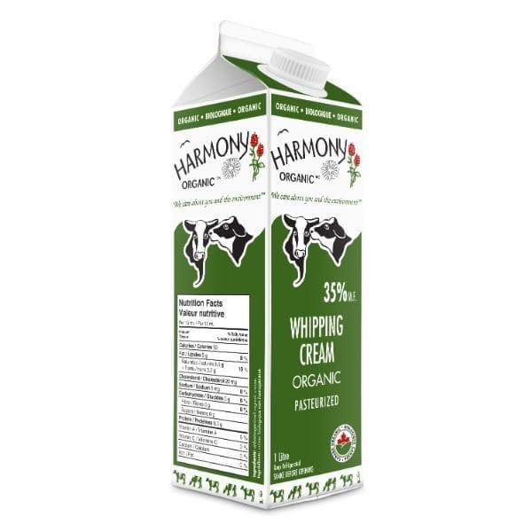 Harmony Organic Cream 35% 4