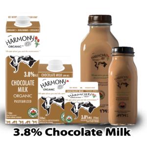 Harmony Organic Chocolate