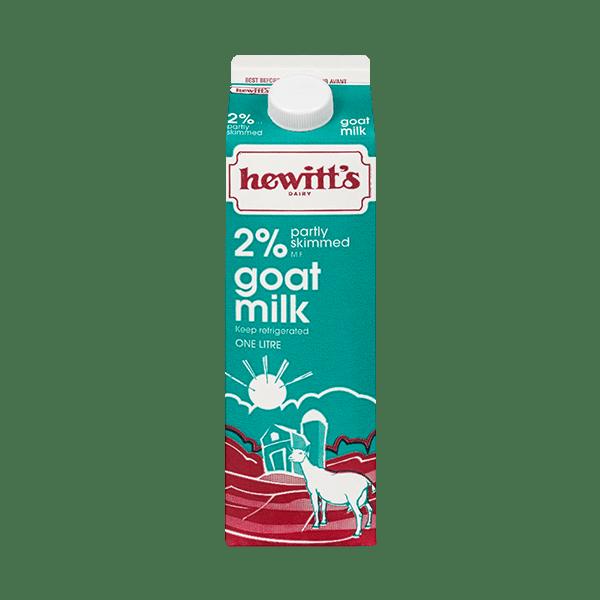 Hewitt's Goat Milk 2% 3