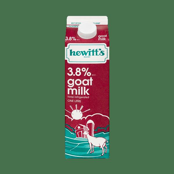 Hewitt's Goat Milk 3.8% 3