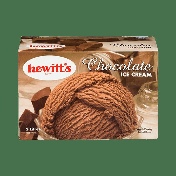 Hewitt's Ice Cream 2L carton 3