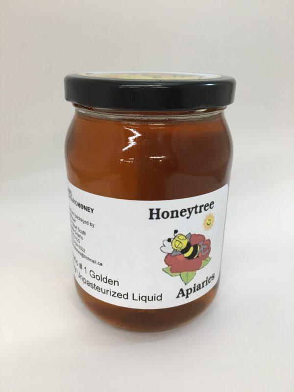 Honeytree Apiaries Golden Honey 3