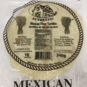 J&D Peters Mexican Tortillas