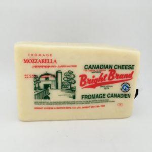 Bright Mozzarella Cheese