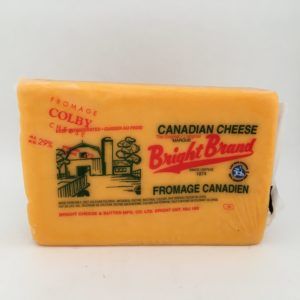 Bright Colby Cheese