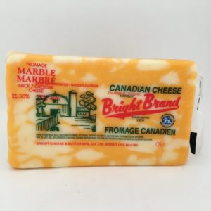Bright Marble Cheese