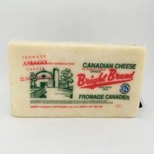 Bright Asiago Cheese