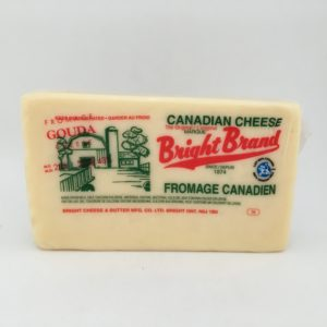 Bright Gouda Cheese