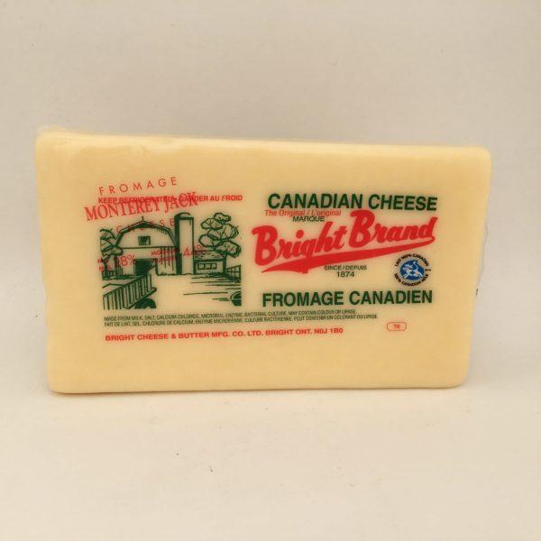 Bright Monterey Jack Cheese 3
