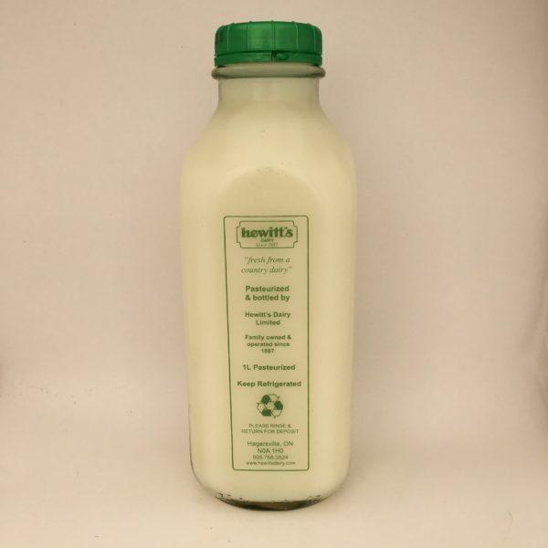 Hewitt's Milk Skim 3