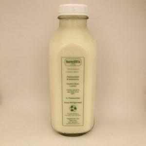 Hewitt's Milk 1%