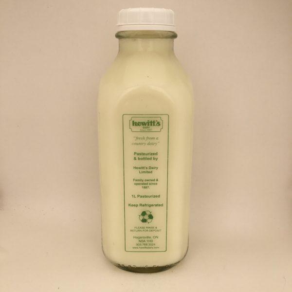 Hewitt's Milk 1% 2