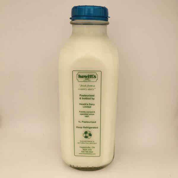 Hewitt's Milk 2% 3