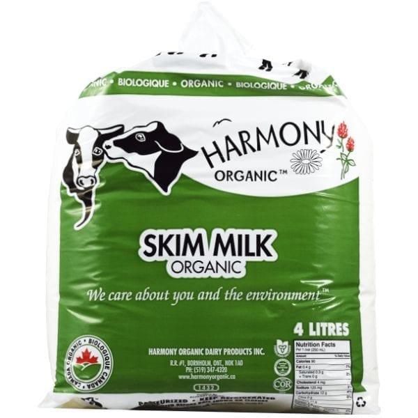 Harmony Organic Skim 4