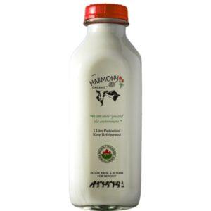 Harmony Organic 3.8%