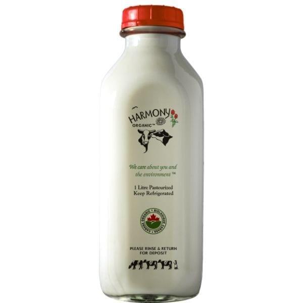 Harmony Organic 3.8% 3