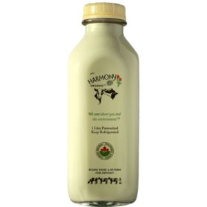 Harmony Organic 3.8% Egg Nog