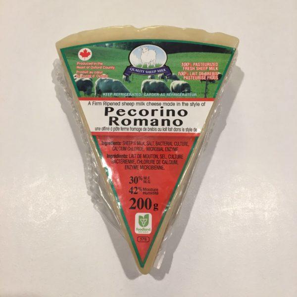 Quality Sheep Milk Pecorino Romano 3