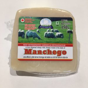 Quality Sheep Milk Manchego