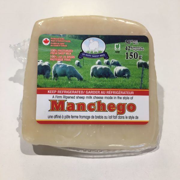 Quality Sheep Milk Manchego 2