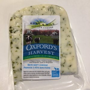 Gunn's Hill Garlic & Chives Cheese