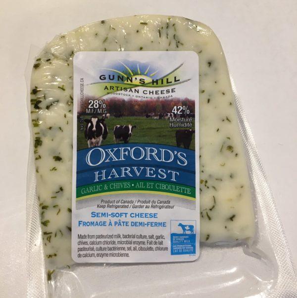 Gunn's Hill Garlic & Chives Cheese 3