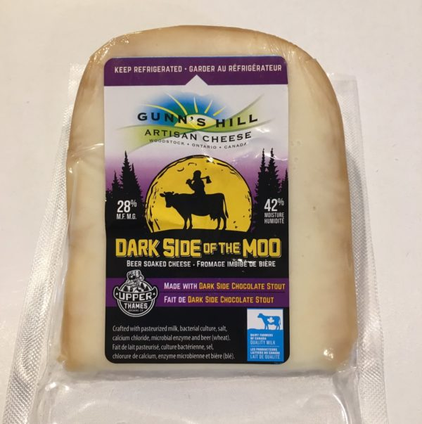 Gunn's Hill Dark Side of the Moo Cheese 3