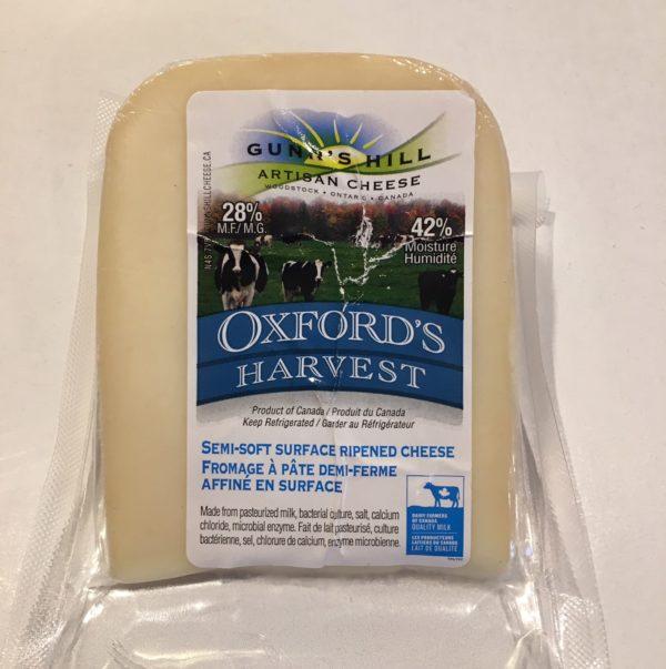 Gunn's Hill Oxford Harvest Cheese 3