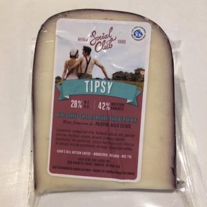 Gunn's Hill Tipsy Cheese