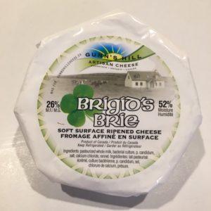 Gunn's Hill Brigid's Brie