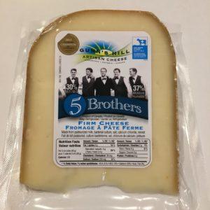 Gunn's Hill 5 Brothers Cheese