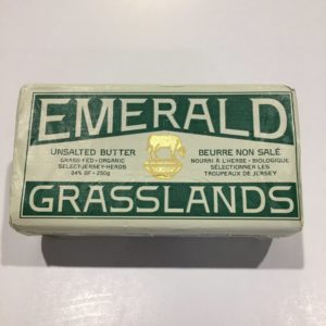 Emerald Grassland Unsalted Butter