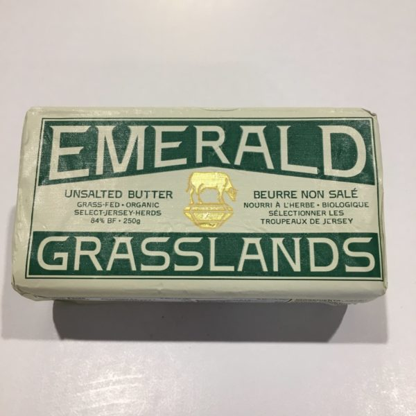 Emerald Grassland Unsalted Butter 3