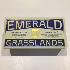 Emerald Grassland Salted Butter