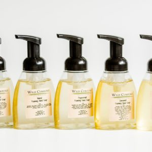 Wild Comfort Foaming Hand Soap