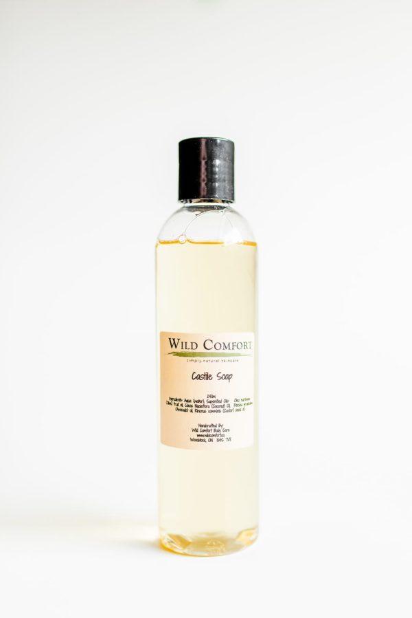 Wild Comfort Castile Liquid Soap 3