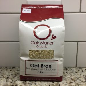 Oak Manor Oat Bran