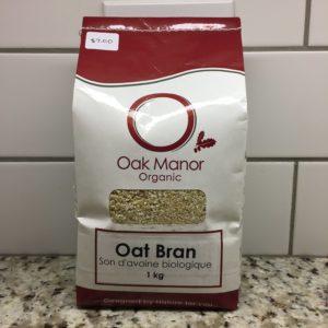 Oak Manor Oat Bran