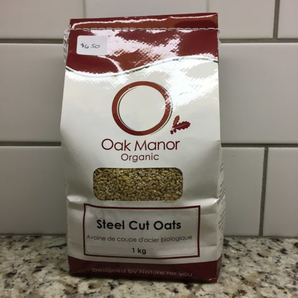 Oak Manor Steel Cut Oats 3