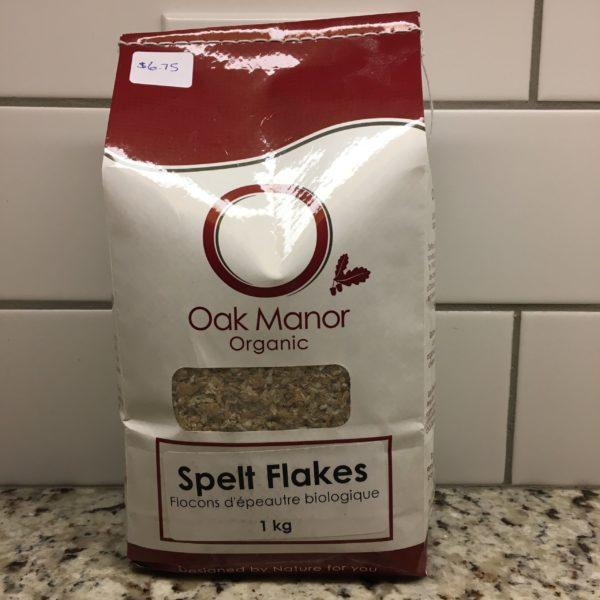 Oak Manor Spelt Flakes 3