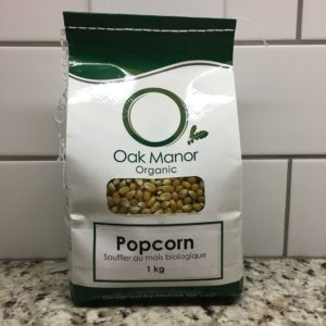 Oak Manor Popcorn