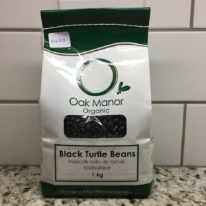 Oak Manor Black Turtle Beans