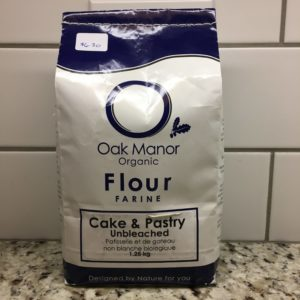 Oak Manor Cake & Pastry Unbleached Flour