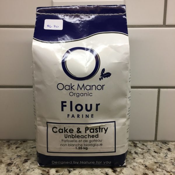 Oak Manor Cake & Pastry Unbleached Flour 2