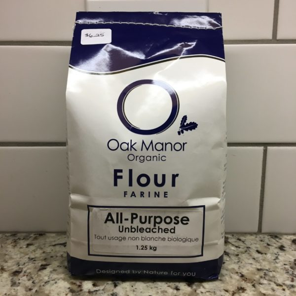 Oak Manor All-Purpose Unbleached Flour 2
