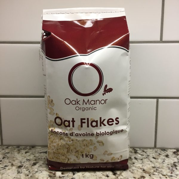 Oak Manor Oat Flakes 3