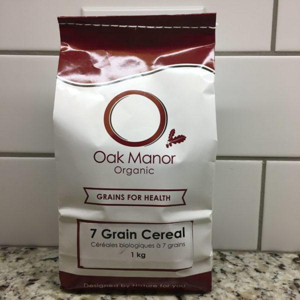 Oak Manor 7 Grain Cereal 3