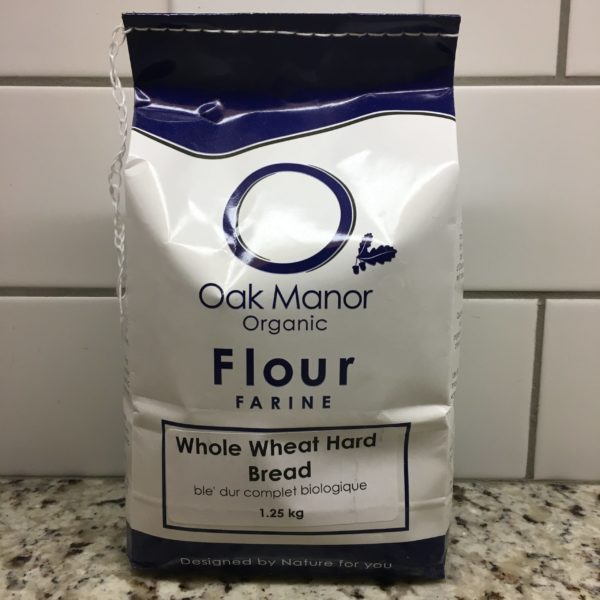 Oak Manor Whole Wheat Hard Bread Flour 3